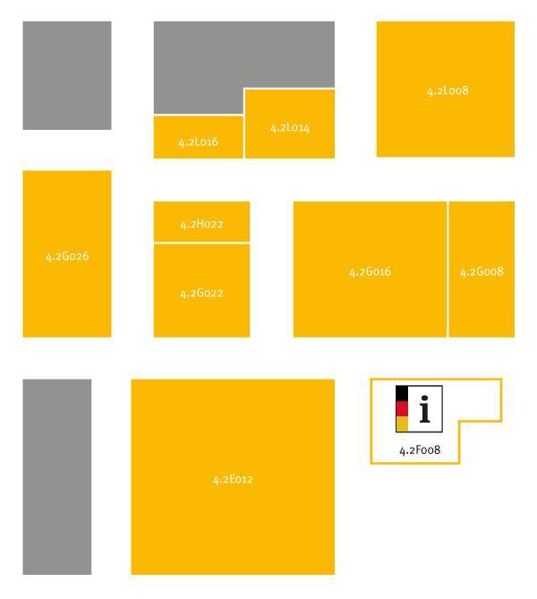 Floor Plan - LivingKitchen China / CIKB China International ... | {Küchenstudio plan 34}